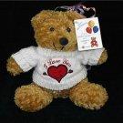 Soft Sentiments 'I Love You' Bear New W/Tag