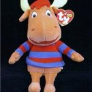 Ty Beanie Baby Original 'Tyrone' from the Backyardigans