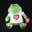 Gift Idea Cuddle Club Kiss Me Frog Gift