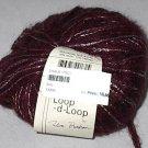 Yarn Teva Durham Shale Loop-d-Loop White Pink (#005)
