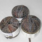 50% Discount on Filatti FF Isis Ribbon Purple Brown (#818) Cotton Blend Yarn