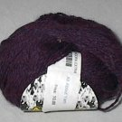 Yarn Knitting Fever Angora Extra Prugna (#01) Purple