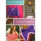 Quick Knits Cool Projects Hard Cover Spiral Bound