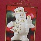 Lenox Snowy Gifts Snowman