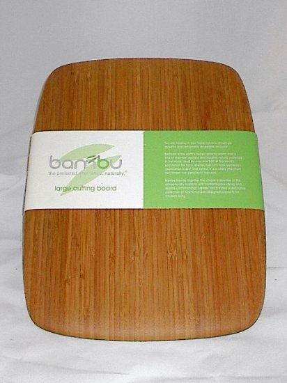 15x11 inch Bambu Cutting Board