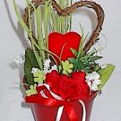 Giftcraft Valentine Arrangement