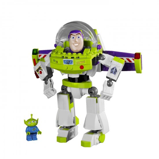 LEGO Disney Toy Story Exclusive Special Edition #7592 Buzz Lightyear