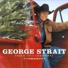 George Strait Fresh Cut Christmas Hallmark CD