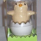 Hallmark Easter Chick in Egg Salt and Pepper Set