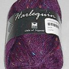 Dale of Norway Harlequin dk Tweed Yarn Purple (#5072)