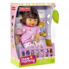 Mattel: Little Mommy Sweet As Me - Sweet Dreams Hispanic Doll