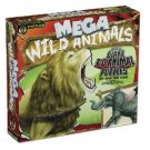 Smart Lab 3-D Mega Wild Animals Puzzle