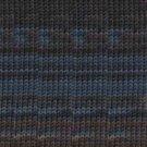 Ella Rae Classic Sand Art #1605 Black Purple Brown Wool Yarn