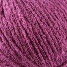 Nashua Handknits Zinnia #3072 Magenta Cotton Blend Yarn