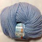 Ornaghi Filati Peluche 100% Superfine Merino Yarn #32 Blue