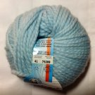 Ornaghi Filati Peluche 100% Superfine Merino Yarn #41 Light Blue
