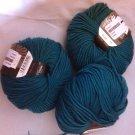 Lana Grossa Bingo Yarn Merino Wool Dark Aqua Blue (#93)