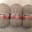 Patons Classic Wool Yarn 77010 Natural Marl