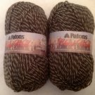 Patons Classic Wool Yarn 77250 Dark Beige Marle