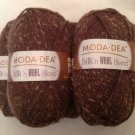 Moda Dea Silk 'n Wool Blend 4256 Latte Yarn