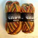 Erdal Anne Bulky Yarn 513 Fall Novelty Wool Blend