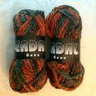 Erdal Anne Bulky Yarn 505 Woodsy Novelty Wool Blend