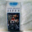 Lion Brand Jiffy Mohair Look Yarn 100 White
