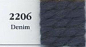Wendy Pampas Mega Chunky Yarn Blue #2206