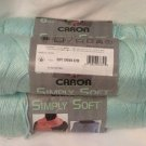 Caron Simply Soft Yarn 6 oz Soft Green 9739