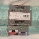Caron Simply Soft Yarn 6 oz Soft Green 9739