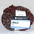 Berroco Keltic Wool Blend Yarn #5859 Dublin (Red, Off White, Gray)