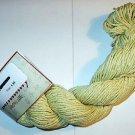 Reynolds Mandalay Pure Silk Yarn #05 Yellow Green
