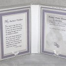 Blue Mountain Arts Poetry Message Photo Frame 'My Perfect Mother'