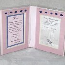 """Blue Mountain Arts Poetry Message Photo Frame 'Mom"""""""