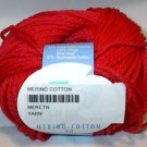 Schulana Merino Cotton 90 Yarn Scarlet Red 10