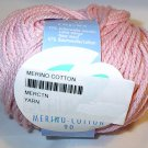Schulana Merino Cotton 90 Yarn Soft Pink 62