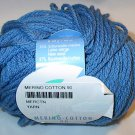 Schulana Merino Cotton 90 Yarn Country Blue 88
