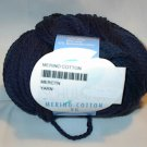 Schulana Merino Cotton 90 Yarn Navy Blue 15