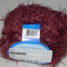 Filati FF Over Bulky Wool Mohair Blend Yarn 81 Red Wine