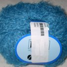 Filati FF Over Bulky Wool Mohair Blend Yarn 92 Turquoise Blue