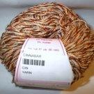 Louisa Harding Cinnabar Yarn #07 (Brown, Orange)
