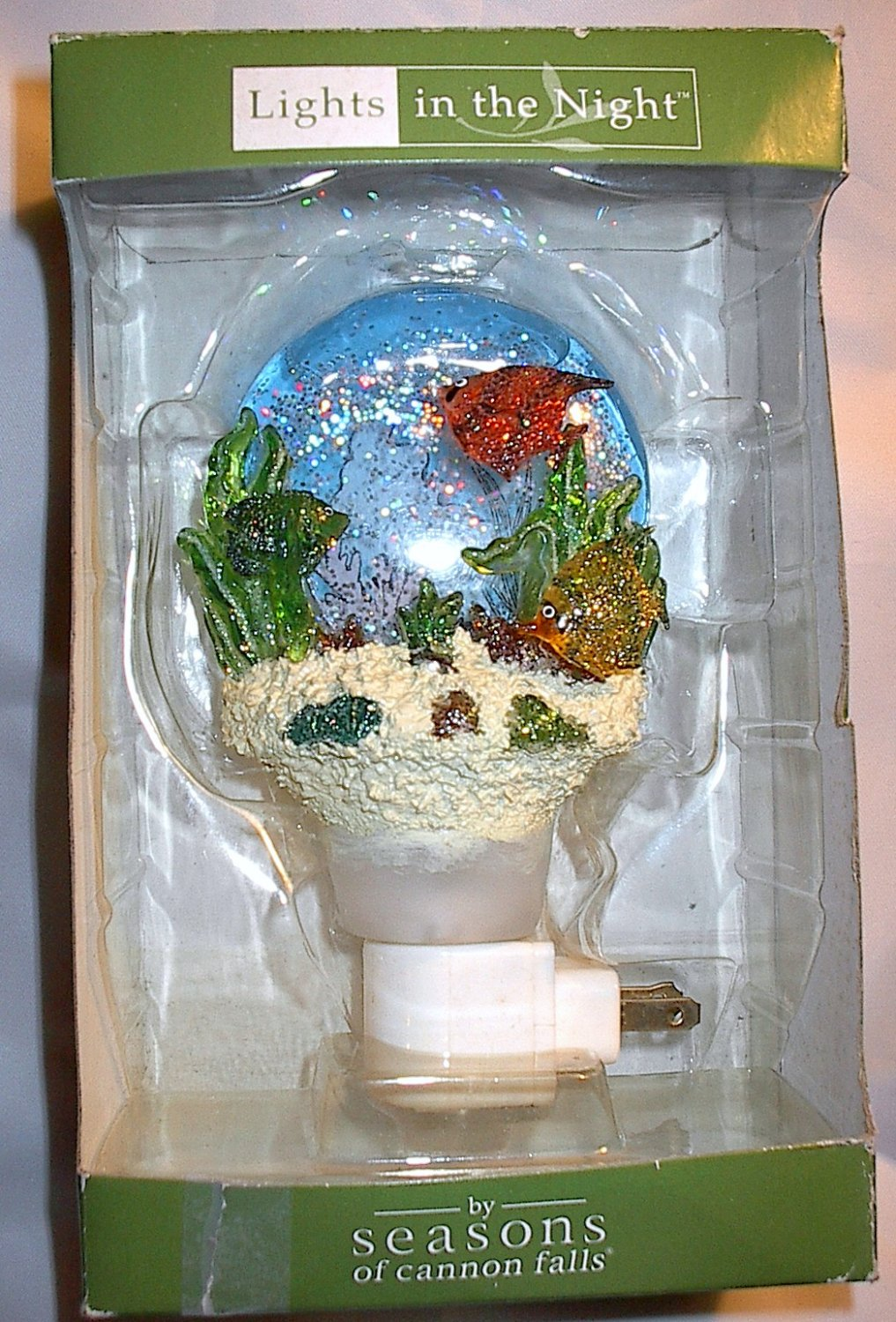 Under the Sea Night Light by Seasons of Cannon Falls