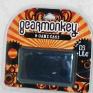 Black Gear Monkey 9 Game Hard Shell Case for Nintendo DS Lite Games NEW!
