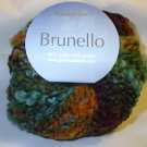 Plymouth Yarn Brunello Wool Blend Super Bulky Yarn Autumn Foliage 5135 Loom Knit Crochet