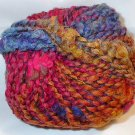 Plymouth Yarn Brunello Wool Blend Super Bulky Yarn Funky Brights 3074 Loom Knit Crochet