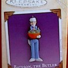 Hallmark Halloween 2004 Collectible Ornament Bateson the Butler Mummy