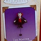 Hallmark Halloween 2004 Collectible Ornament The Master Dracula
