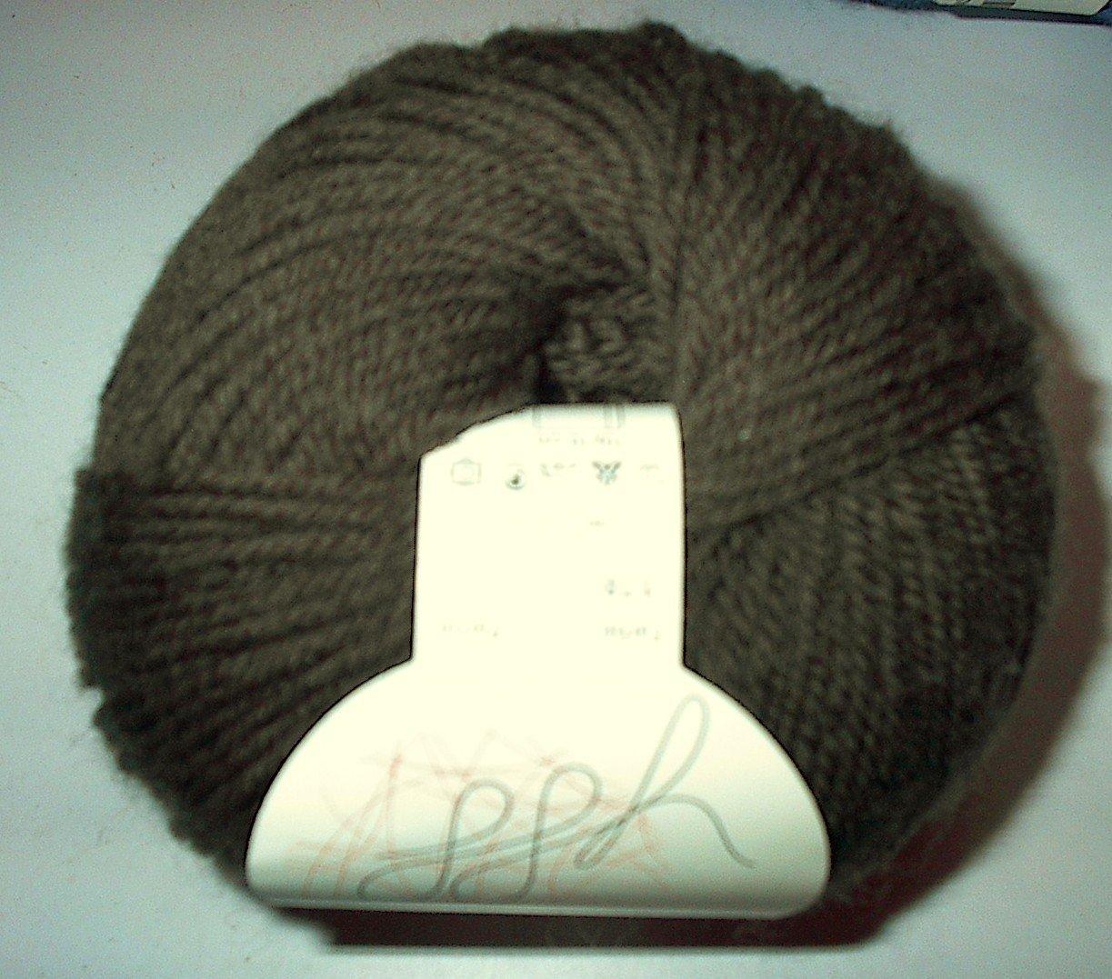 GGH Muench Wollywasch Superwash Wool Yarn 178 Green Loom Knit Crochet