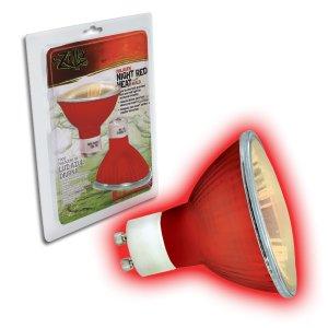 Halogen Bulb 50 Watt Night Red Light