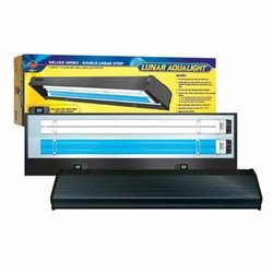 "Coralife Lunar Aqualight Deluxe 24"" 65watt Power Compact Strip (53402)"